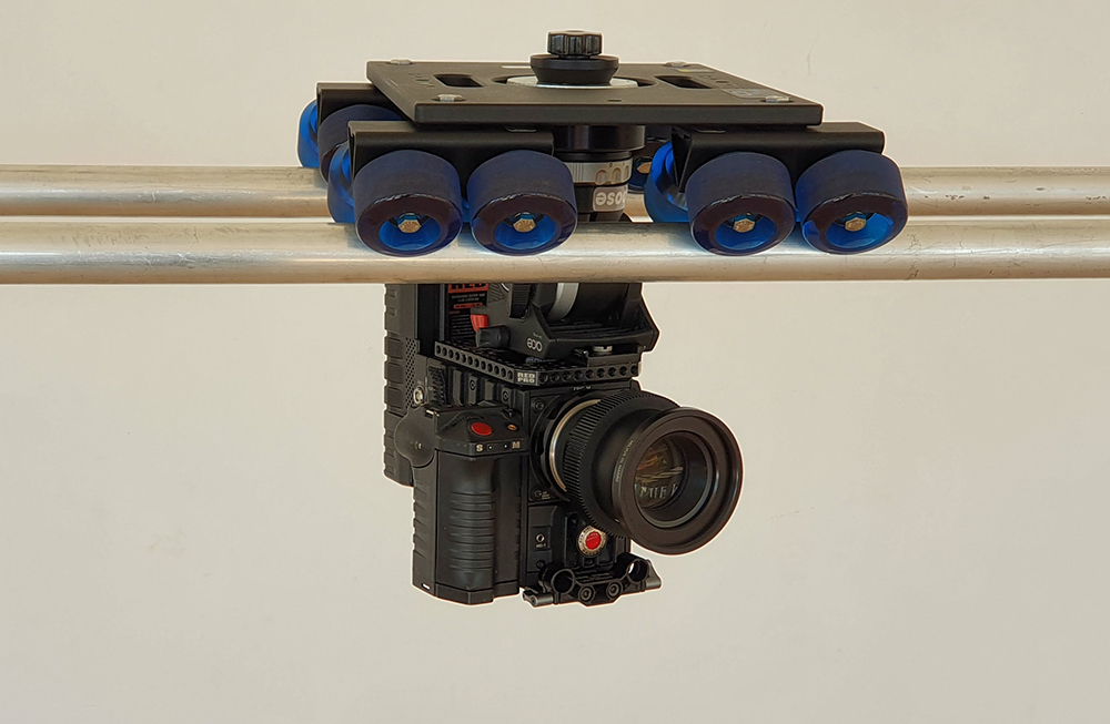 Dana Dolly Kit Underslung Setup